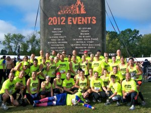 Farrell's eXtreme Bodyshaping Tough Mudder